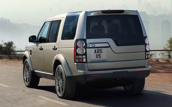 Land Rover Discovery 4 10