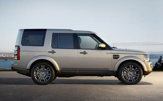 Land Rover Discovery 4 11