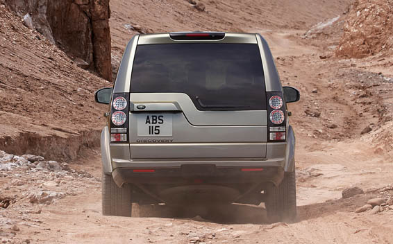 Land Rover Discovery 4 12