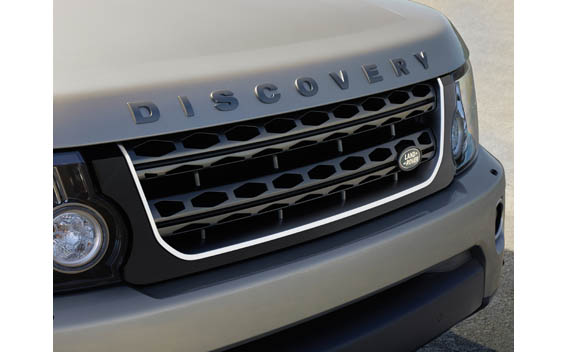 Land Rover Discovery 4 13