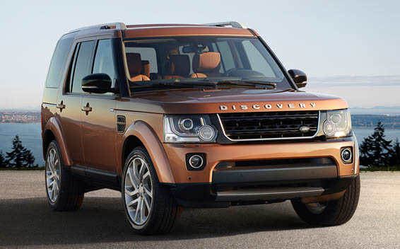 Land Rover Discovery 4 16