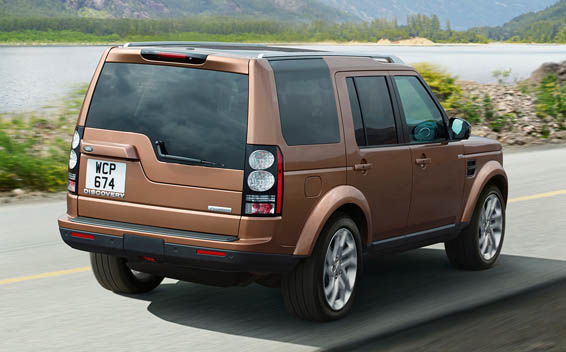 Land Rover Discovery 4 17