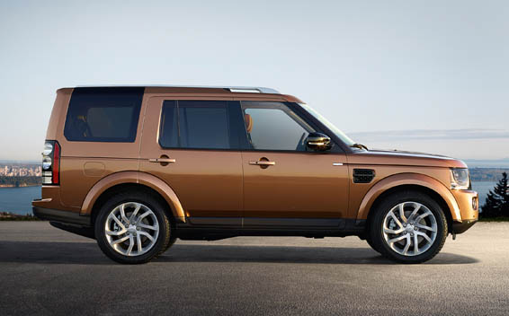 Land Rover Discovery 4 18