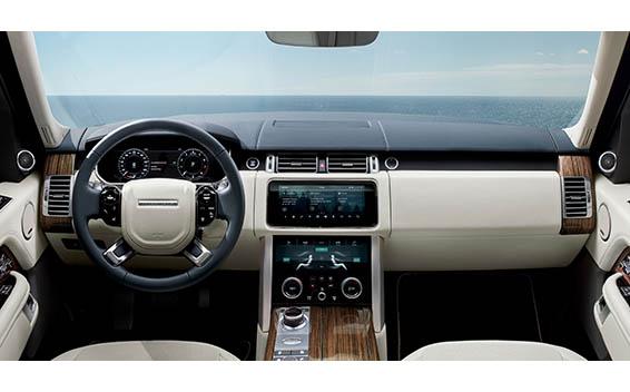 Land Rover Range Rover 8
