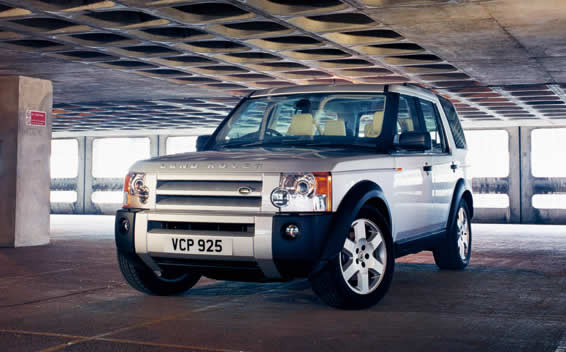 Land Rover Discovery 3 SE RHD 4WD AT 4.0 (2005)