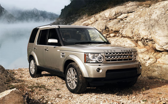 Land Rover Discovery 4 SE RHD 4WD AT 5.0 (2009)