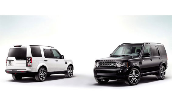 Land Rover Discovery 4 SE RHD 4WD AT 5.0 (2011)