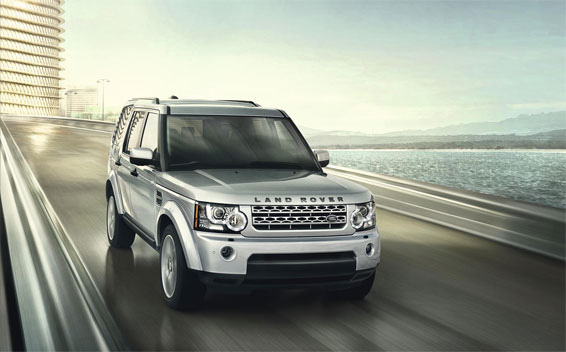 Land Rover Discovery 4 SE RHD 4WD AT 5.0 (2012)