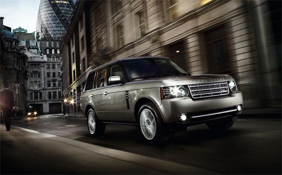 Land Rover Range Rover Vogue 1