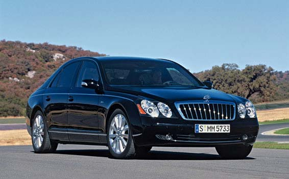 Maybach Maybach Others MAYBACH62 LHD AT 5.5 (2005)