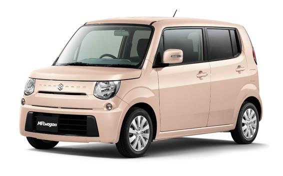 Suzuki MR Wagon 2