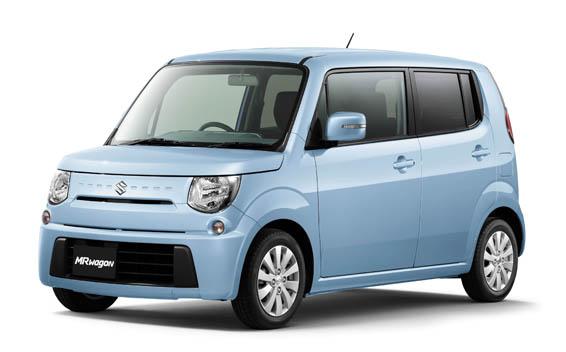 Suzuki MR Wagon 3
