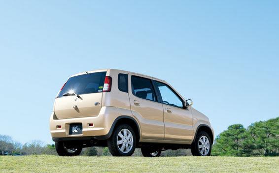 Suzuki Kei 3