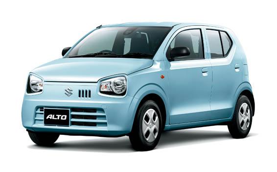 Suzuki Alto 3