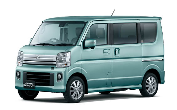 Suzuki Every Wagon 1