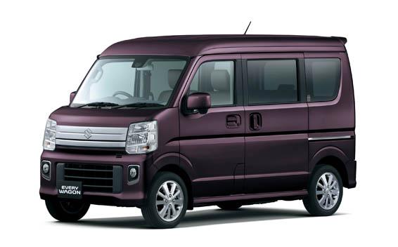 Suzuki Every Wagon 2