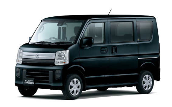 Suzuki Every Wagon 3