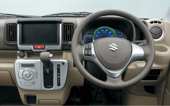 Suzuki Every Wagon 4