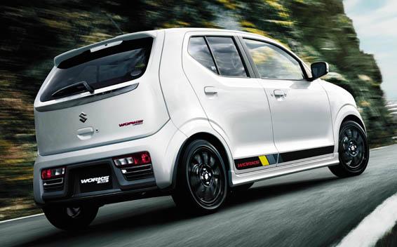 Suzuki Alto Works 2