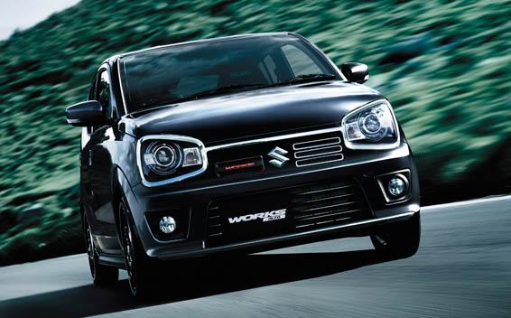 Suzuki Alto Works 3