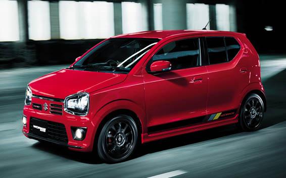 Suzuki Alto Works 4