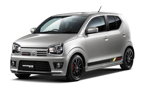 Suzuki Alto Works 5