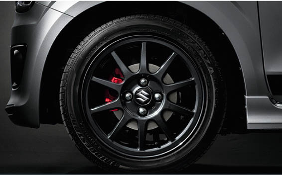 Suzuki Alto Works 7
