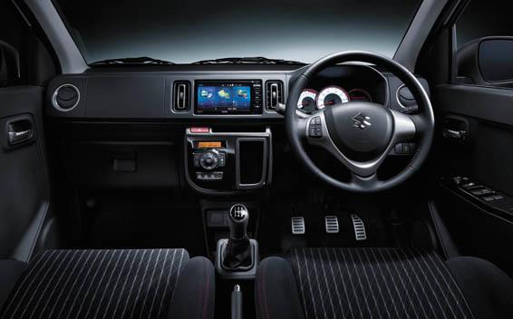 Suzuki Alto Works 9