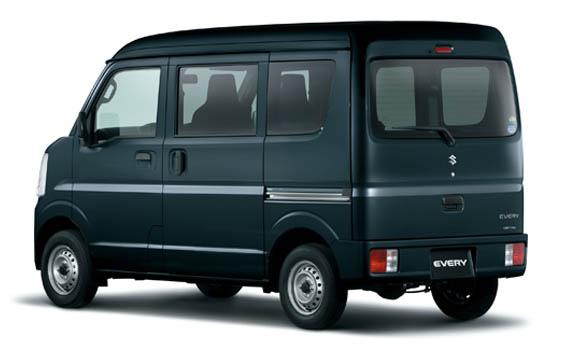 Suzuki Every 2