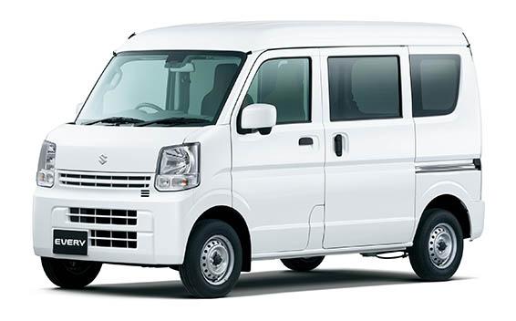 Suzuki Every 6