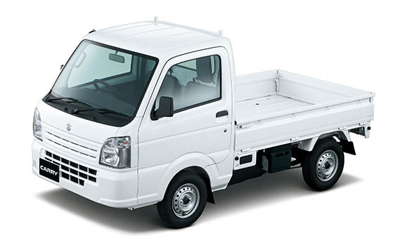 Suzuki Carry Truck 1