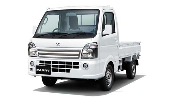 Suzuki Carry Truck 2