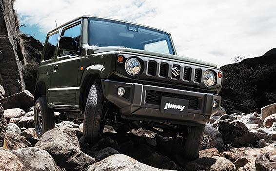 Suzuki Jimny 4
