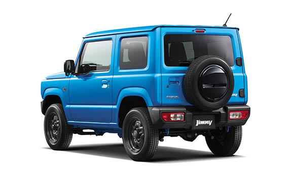 Suzuki Jimny 8