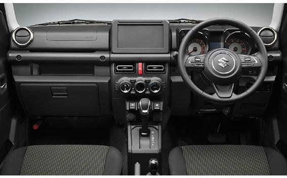 Suzuki Jimny 12