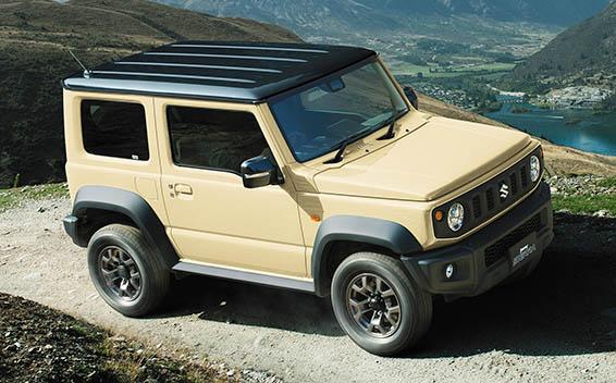 Suzuki Jimny Sierra 5