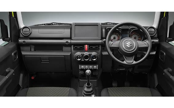 Suzuki Jimny Sierra 12