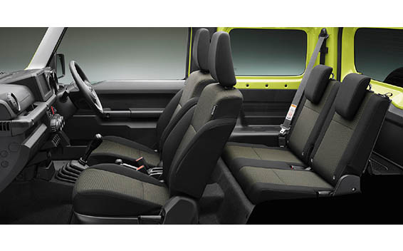Suzuki Jimny Sierra 13