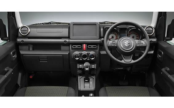 Suzuki Jimny Sierra 14