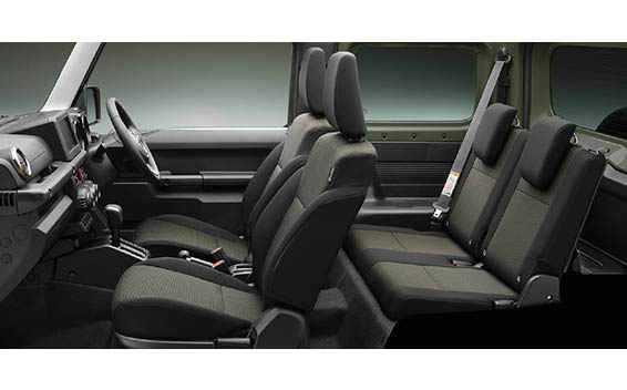 Suzuki Jimny Sierra 15