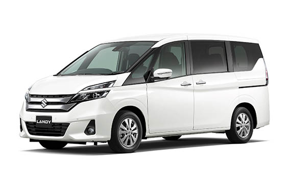 Suzuki Landy 1