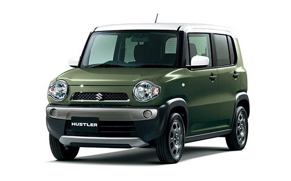 Suzuki Hustler 4