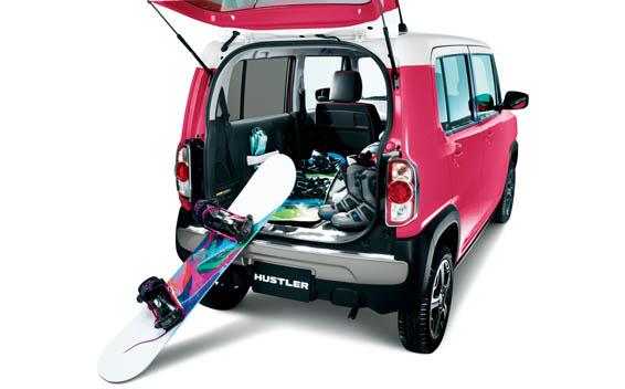 Suzuki Hustler 6