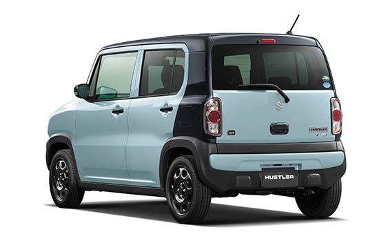 Suzuki Hustler 29