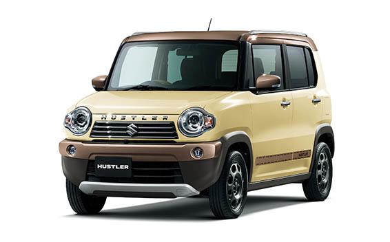Suzuki Hustler 35