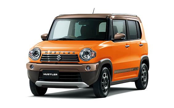 Suzuki Hustler 36