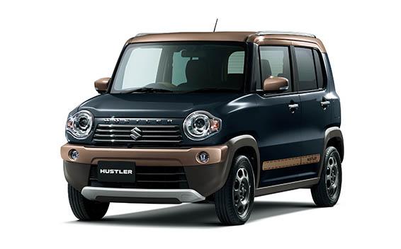 Suzuki Hustler 38