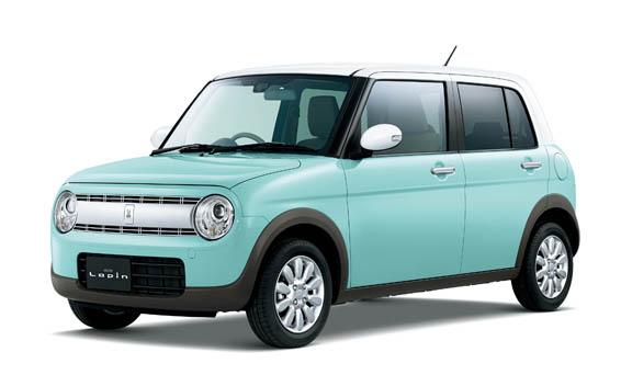 Suzuki Alto Lapin 1