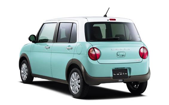 Suzuki Alto Lapin 2