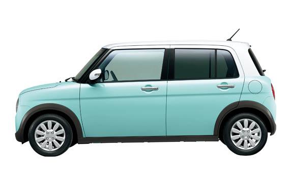 Suzuki Alto Lapin 3